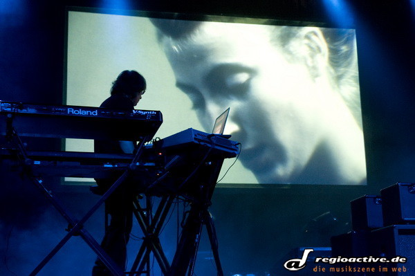 idole des progressive-rock - Fotos: Porcupine Tree & Stick Men live im Palladium in Köln